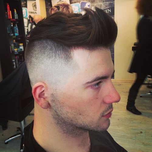 99 Best Images About Hairstyle Men On Pinterest Men's Haircuts