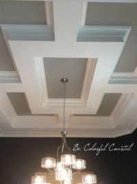 17 Best ideas about Coffered Ceilings on Pinterest