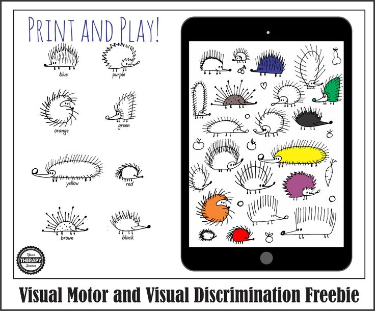 1000+ images about Visual Perceptual Activities on Pinterest