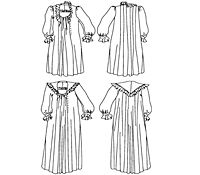 19 best images about Victorian Nightgown on Pinterest