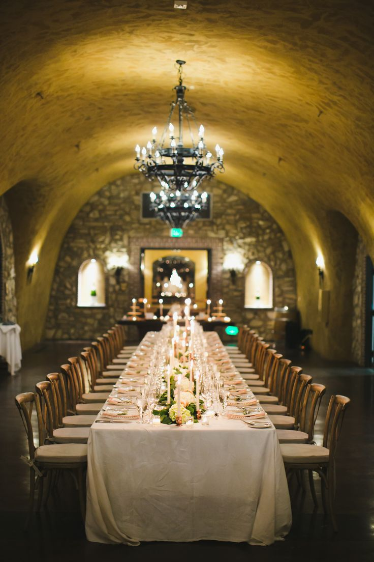 Meritage Resort  Estate Wine Cave  Napa Wedding  Meritage Resort Weddings  Pinterest