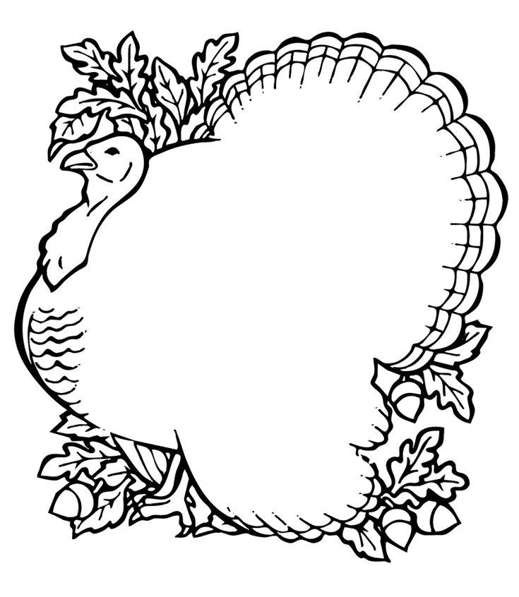 Happy thanksgiving turkey shape books, mini-books,free