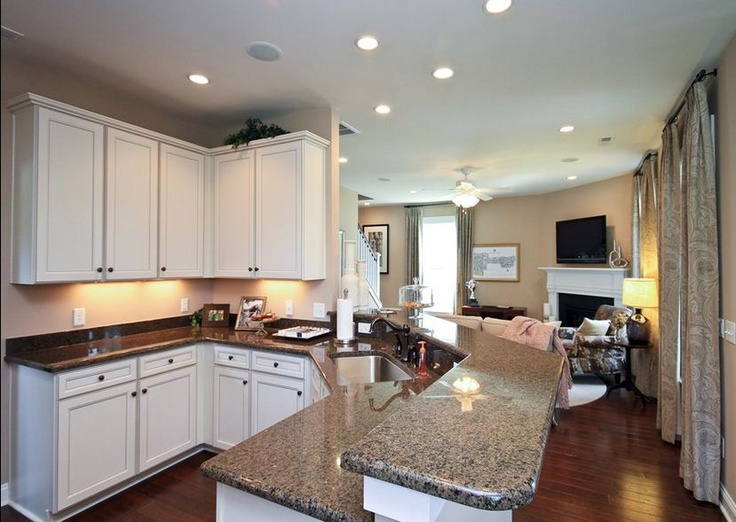 Design the kitchen you imagine with the Pulte Homes Dream