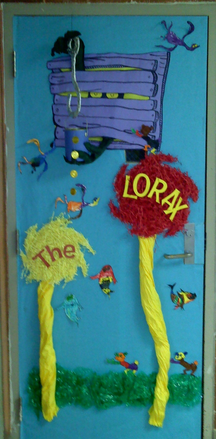 9 best images about Lorax on Pinterest