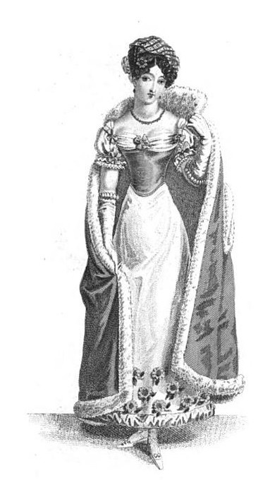 123 best images about Fashion 1811-1820 on Pinterest