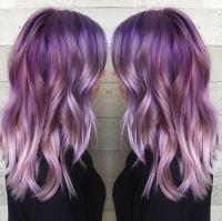 17 Best ideas about Long Purple Hair on Pinterest | Violet ...