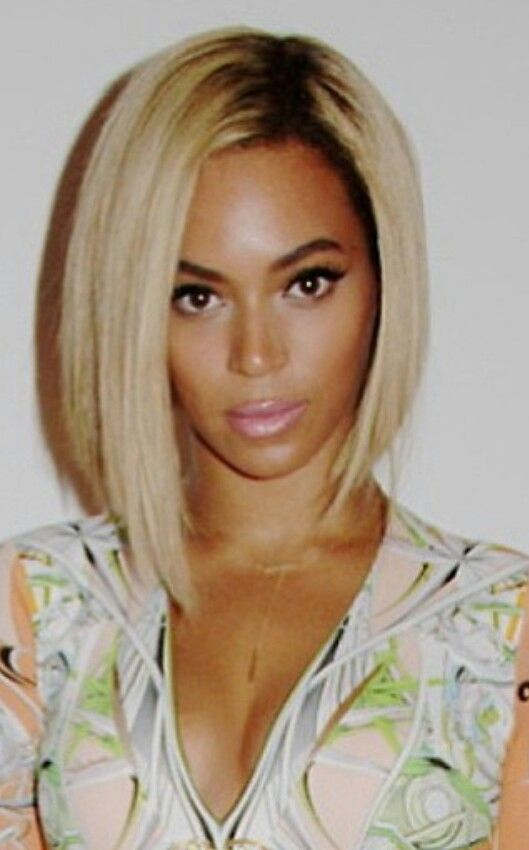 24 Best Images About Beyonce Bob Haircut Ideas On Pinterest Bobs