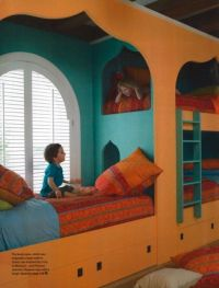1000+ images about Bunk beds on Pinterest   Fun bunk beds ...