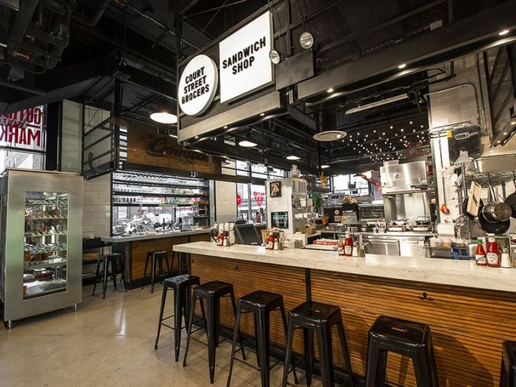 25 best ideas about Food court design on Pinterest  Food