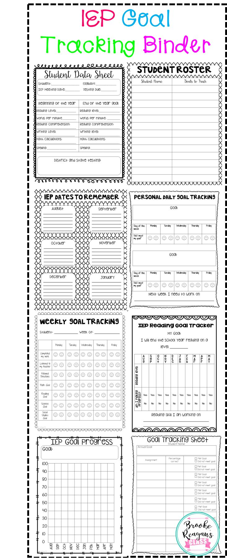 25+ best ideas about Tracking student progress on