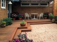 26 great ideas for decks | Decks, Patio and Brick