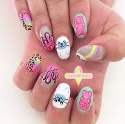 scream nails