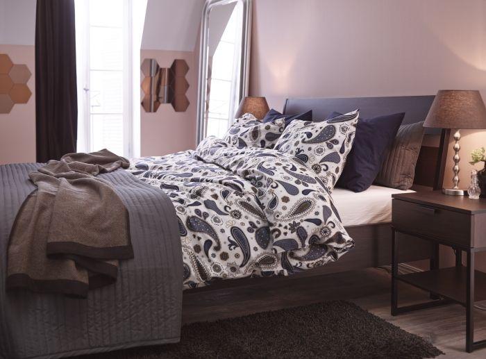Stblomster  Bedside lamp Catalog and Duvet