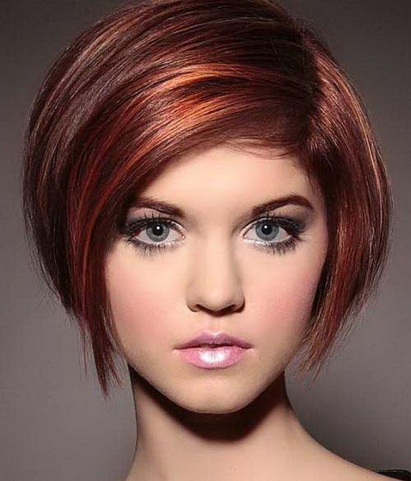 25 Best Ideas About Red Bob Hair On Pinterest Graduated Bob