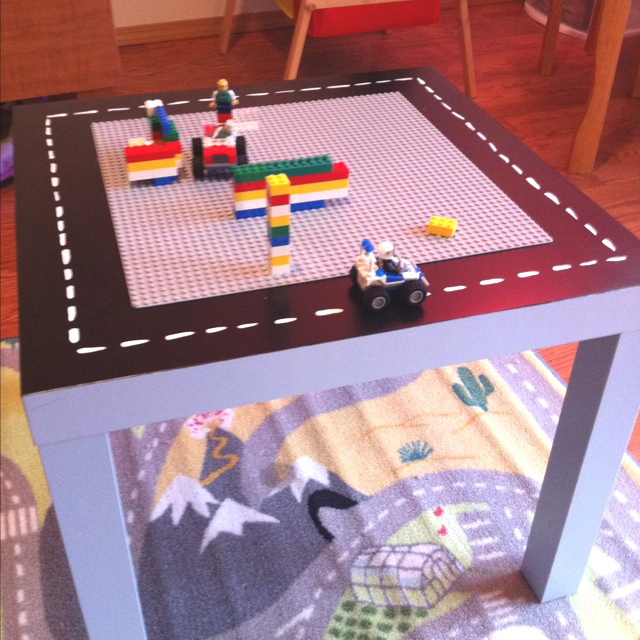 1000 images about IKEA Lack LEGO table hack on Pinterest