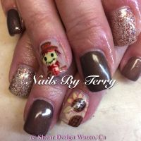 298 best images about Fall / Thanksgiving nails on ...