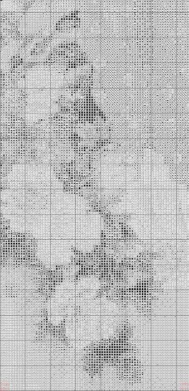 1000+ images about punto cruz (estilo oriental) on Pinterest