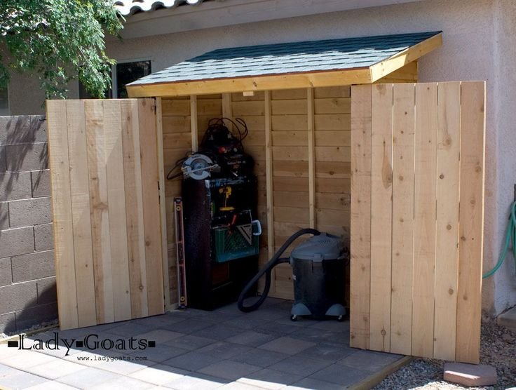 25 Best Ideas About Diy Storage Shed On Pinterest Diy Shed Diy