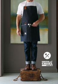 The Grinder apron by Smith and Chisel Barista style apron ...