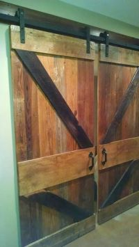 108 best images about Barn Wood doors on antique barn door ...