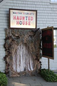 haunted house entrance. | Halloween Decorating Ideas ...