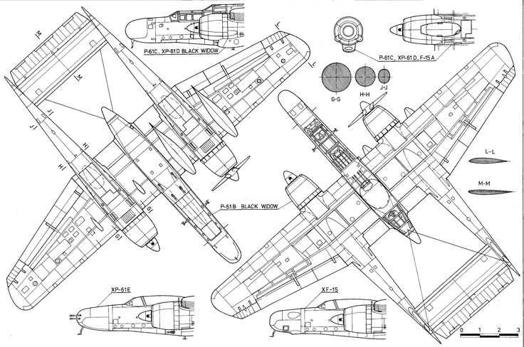 1000+ images about Aircraft Line Drawings on Pinterest
