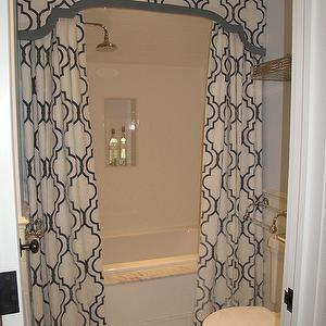25 Best Ideas About Shower Curtain Valances On Pinterest