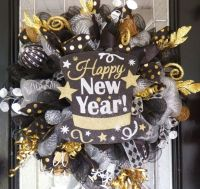 17 Best ideas about New Years Decorations on Pinterest