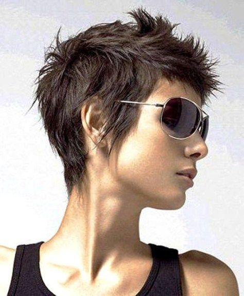 25 Best Ideas About Cool Short Haircuts On Pinterest Cool Short