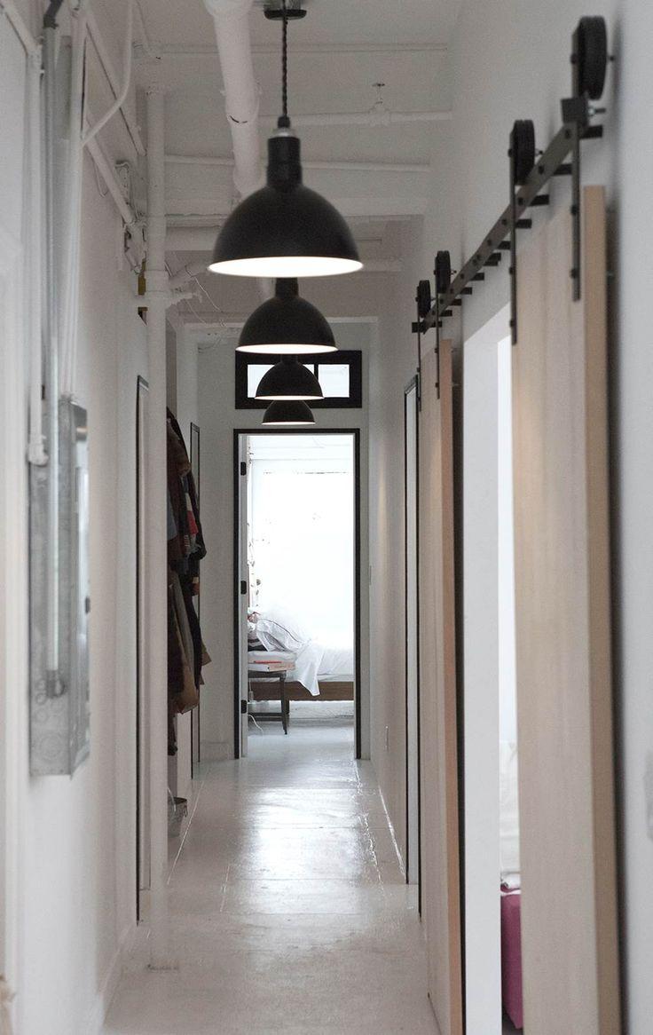 41 best ideas about Hallway Lighting Inspiration on