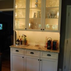 Flat Front Kitchen Cabinets Install Backsplash 10 Best Images About Beverage Station On Pinterest ...
