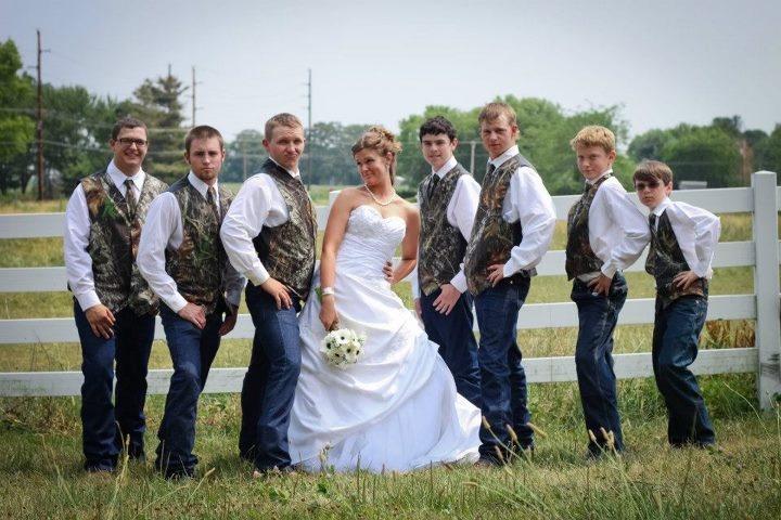 Country groomsmen Denise H Evanoff  wedding pictures  Pinterest  Marskalker Land och Pojkar