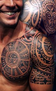 1000 ideas aztec tattoo
