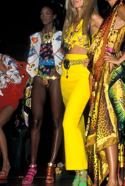 78 Best ideas about Gianni Versace on Pinterest  Vintage versace Naomi campbell 90s and 90s models
