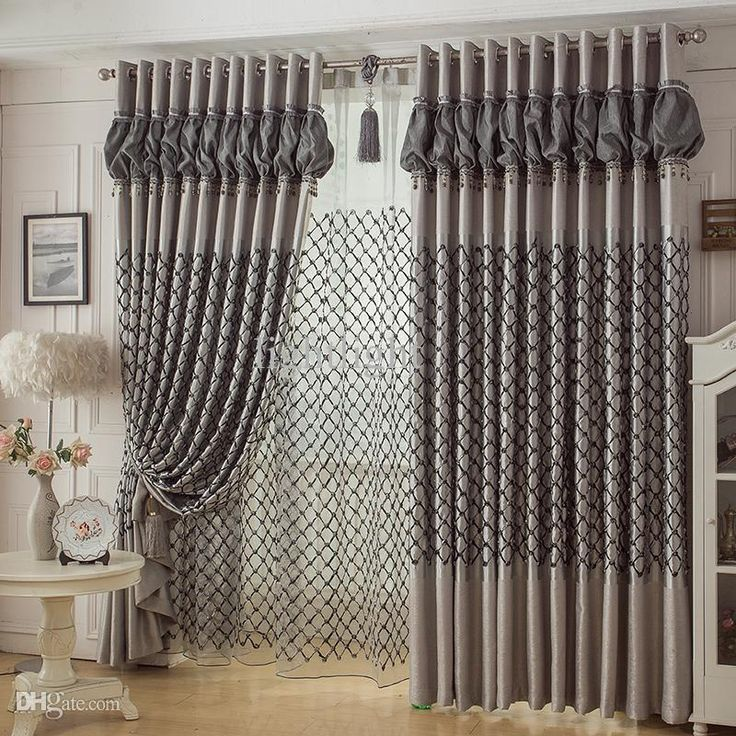 1000+ ideas about 3 Window Curtains on Pinterest