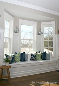 25+ Best Ideas about Kitchen Window Seats on Pinterest
