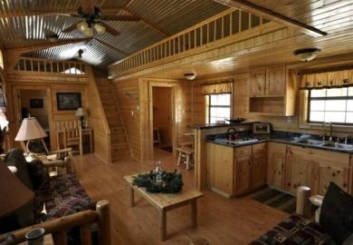 Tiny House Plans Two Lofts