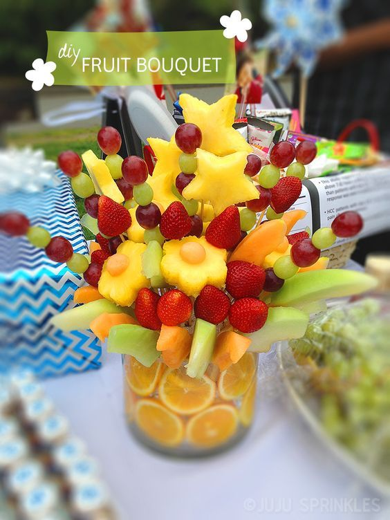 1000 Ideas About Fruit Arrangements On Pinterest Edible
