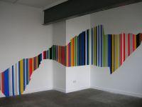 wall painting horizontal stripes ideas Wall paint ideas ...