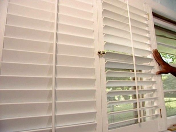 Plantation Shutters Plans How To Make Plantation