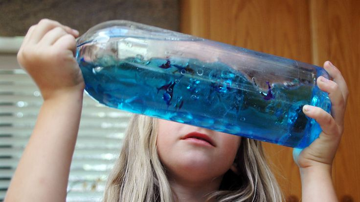 Create An Ocean Your Child Will Make Waves With This Fun