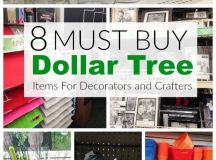 17 Best images about Dollar Store Crafts on Pinterest ...