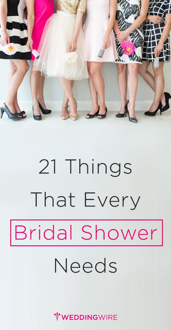 Calling all #bridesmaids and planners! @WeddingWire has put together 21 awesome items to add a little extra umph to the bridal