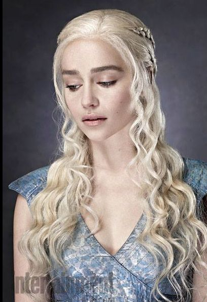 Daenerys Targaryen Hair Mall Of Thrones Pinterest Hair And Daenerys Targaryen