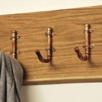 17 Best ideas about Wall Coat Hooks on Pinterest   Entry ...