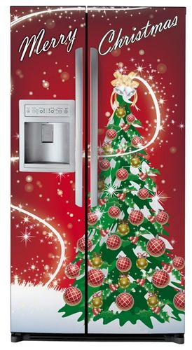 Trees Side By Side Refrigerator And Refrigerator Covers On Pinterest