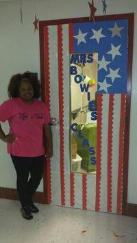 April's Touch Customize patriotic classroom door | April's ...