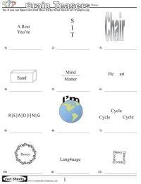 Brain Teaser Worksheets 6th Grade - math brain teasers for ...
