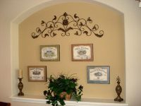 Large Wall Niche Decorating Ideas | Recessed Wall Niche ...