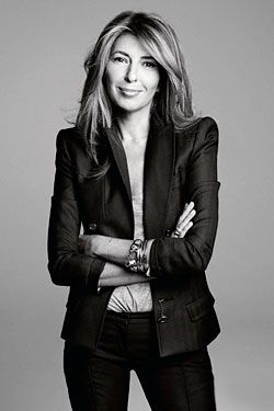"""""""A woman wearing the right stiletto is a true force to be reckoned with."""" – Nina Garcia – photo by Mark Abrahams"""